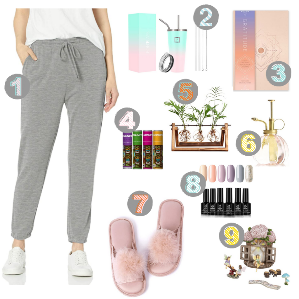 Image collection of items I'm using this Spring.